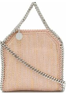 Stella Mccartney Bolsa Tote Falabella Mini - Neutro
