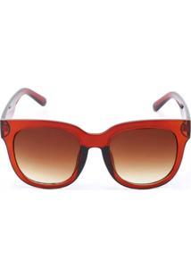 Óculos De Sol Ray Flector 283Co Caramelo - Kanui
