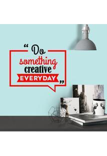 Adesivo De Parede Creative Everyday