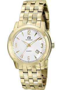 7a99d7438fb Tricae. Relógio Feminino Ana Hickmann Dourado Ah28697h