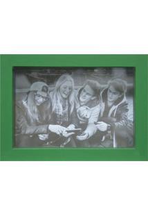 Porta-Retrato Caixa Color Verde 10X15Cm