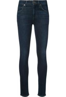 Citizens Of Humanity Calça Jeans Skinny - Azul
