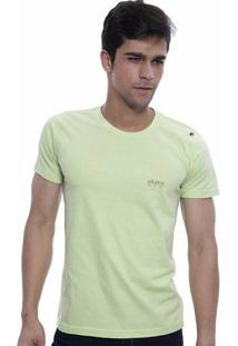Camiseta Oitavo Ato Mouse Masculina - Masculino-Verde
