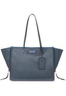 Prada Prada Etiquette Bag - Azul