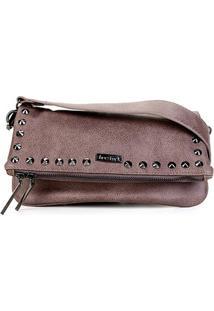 Bolsa Shoestock Tiracolo Spikes Feminina - Feminino