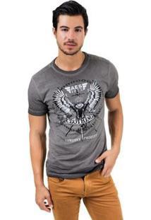 Camiseta Aes 1975 Freedom Masculina - Masculino