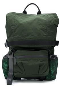 Bottega Veneta Military Backpack - Verde