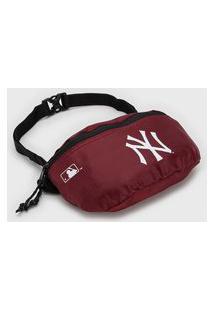 Pochete New Era New York Yankees Vinho