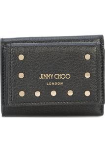 Jimmy Choo Carteira 'Naima' - Preto