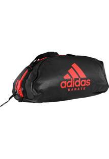 Bolsa Mochila Adidas Karate 2In1 Champion 50L - Unissex
