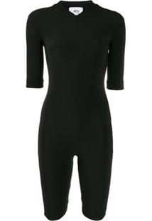 Atu Body Couture Body De Jérsei - Preto