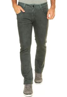 Calça Quiksilver New Krandy Dusty Verde