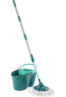Mop Giratório Odyssey Fit Mop9775-Flash Limp - Verde Esmeralda