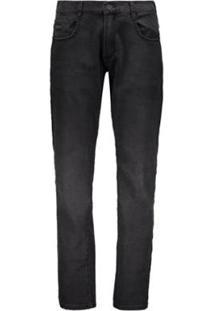 Calça Hang Loose Slim Black Masculina - Masculino