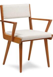 Cadeira Com Braço Beatinik Estrutura Peroba De Demolição Eco Friendly Design Scaburi