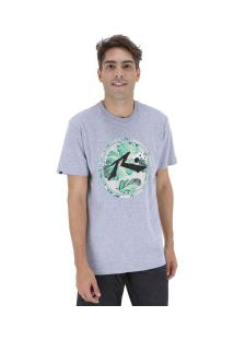 Camiseta Rusty Feer - Masculina - Cinza