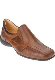 Sapato Sandro & Co Masculino - Masculino-Marrom