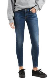 ... Calça Jeans Levis 710 Super Skinny Innovation Feminina - Feminino-Azul  Escuro de0083244da