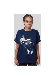 Camiseta Quimera Folhetim Azul Marinho