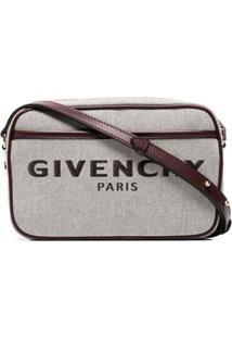 Givenchy Bolsa Transversal Bond - Cinza