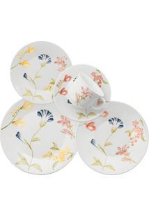 Aparelho De Jantar 30 Peças May - Biona Cerâmica - Colorido