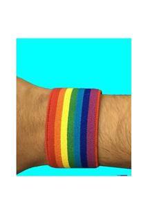 Pulseira Lua Nova Arco Iris Rainbow