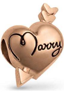 Pingente Life Coração Marry Me