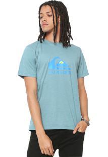 Camiseta Quiksilver Vice Versa Verde