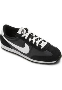 Tênis Nike Mach Runner Masculino - Masculino-Branco+Preto