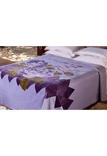 Cobertor Jolitex Super King Raschel 240X260 Melrose