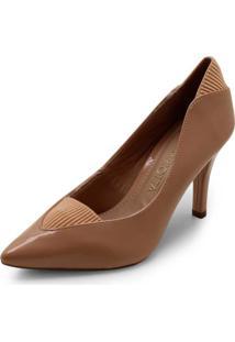Sapato Salto Alto Mariotta Verniz Feminino 18035-12