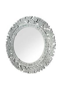 Espelho Marco Rivatti Cinza