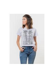 Camiseta Jay Jay Básica La Coconuts Branca Dtg