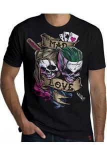 Camiseta Mad Love - Masculina