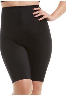 Cinta Modeladora Com Pernas Mondress (770Re) Plus Size