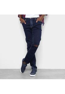 4ff58fae5b ... Calça Jeans Cavalera Amaro Skinny Masculina - Masculino