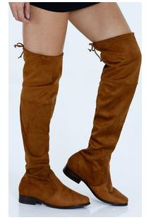 Bota Feminina Over The Knee Beira Rio 9055102