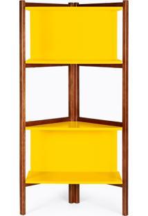 Estante Easy Amarelo Laca M40