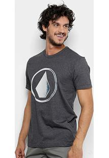 Camiseta Volcom Silk Removed Masculina - Masculino