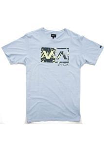 Camiseta Rvca Floral Balance - Masculino