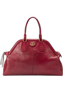 ... Gucci Bolsa Tote  Re(Belle)  Grande - Vermelho f749926b6e9
