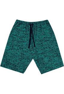 Bermuda Rovitex Plus Masculina - Masculino-Verde