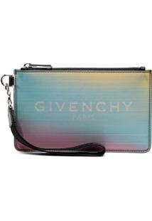 Givenchy Carteira Mini Degradê - Azul