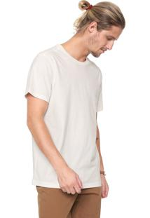Camiseta Reserva Lisa Off-White