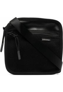 Byborre Squared Shoulder Bag - Preto