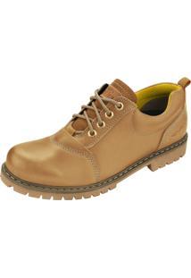 Sapato Beeton Walker403T Caramelo