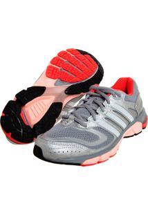 Tênis Adidas Response Cushion 22 W Cinza
