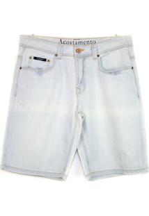 Bermuda Jeans Masculina Acostamento 68116041 - Masculino