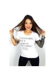 Camiseta Orion - Call Me Branca