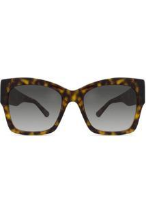 Óculos Solar Bond Street Portobello Feminino - Feminino-Marrom